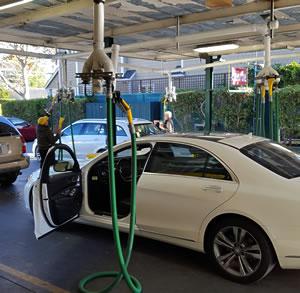 Car Wash Menlo Park